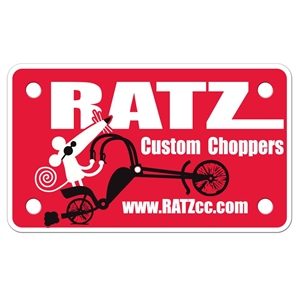 Promotional License Plates-480-02