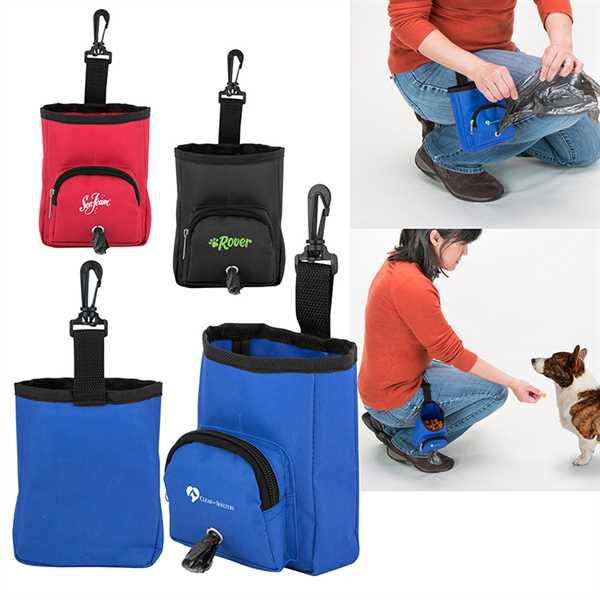 Treat bag and poop