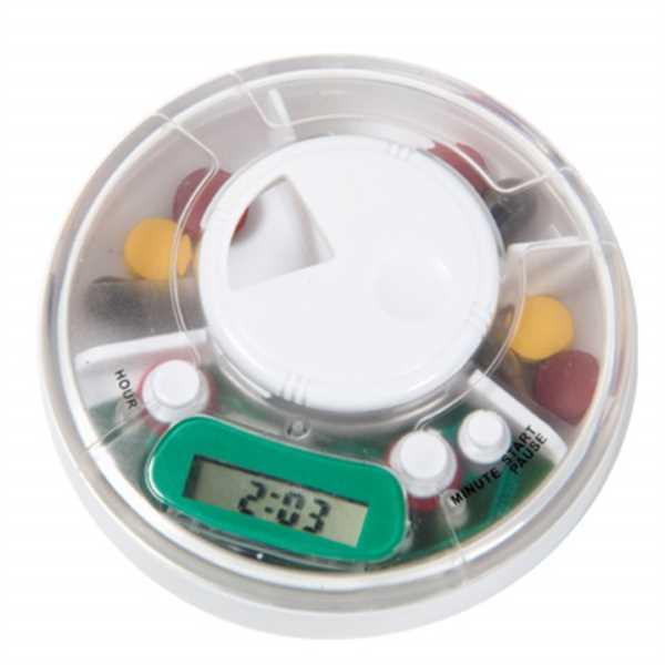 This pill dispenser case