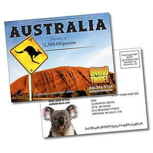 Promotional Post Cards-5125
