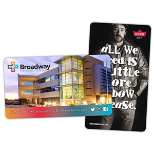 Promotional Business Card Magnets-8410002T