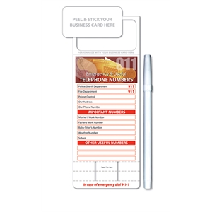 Promotional Wipe Off Memo Boards-4600F