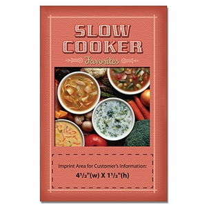 Promotional Cookbooks-SB 100
