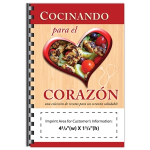 Promotional Cookbooks-RB 006S