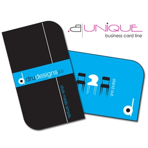 Promotional Business Card Magnets-5001001UX
