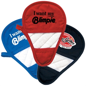 Promotional Oven Mitts/Pot Holders-IM104