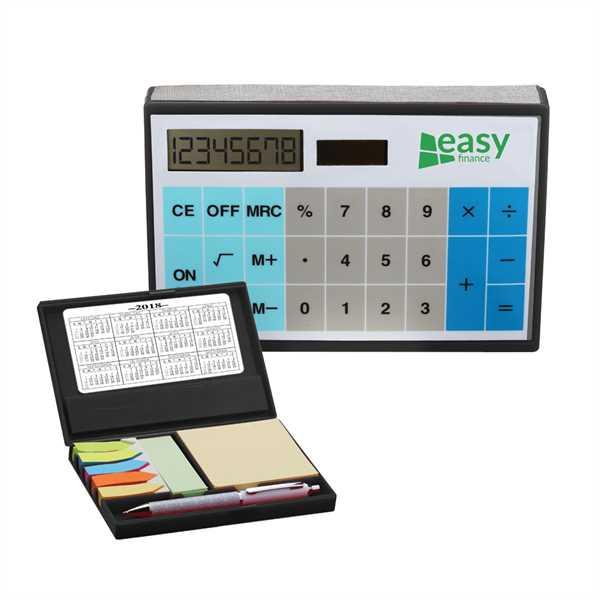 Solar Calculator W/ Sticky