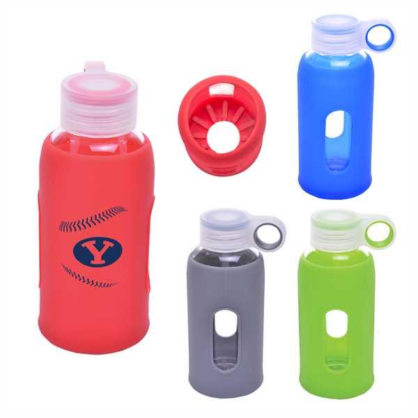 12 oz. glass bottle