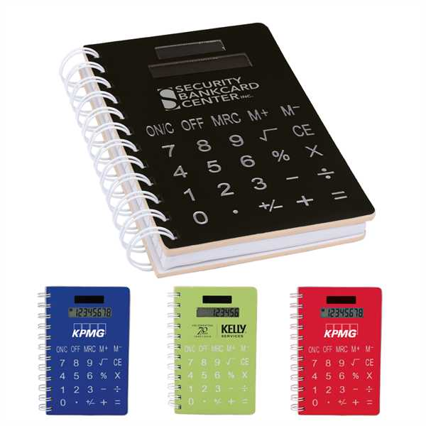 Calculator Notebook.