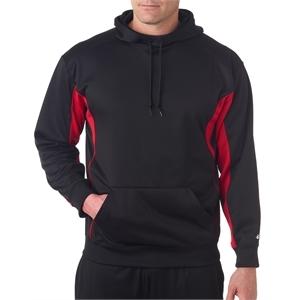 Badger® - 4XL,BLACK/ GRAPHITE,CARDINAL/