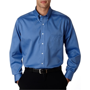 Promotional Button Down Shirts-13V0143