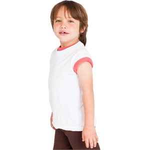 American Apparel® - 2T,4T,6,WHITE