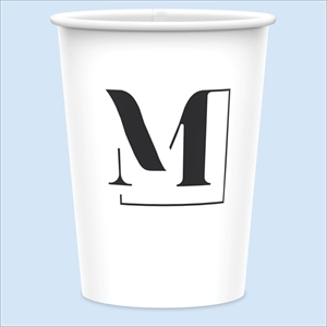 Promotional Paper Cups-C917-B