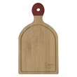 Lightweight bamboo cutting board