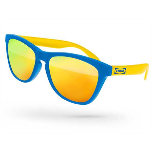 Quality polycarbonate sunglasses with