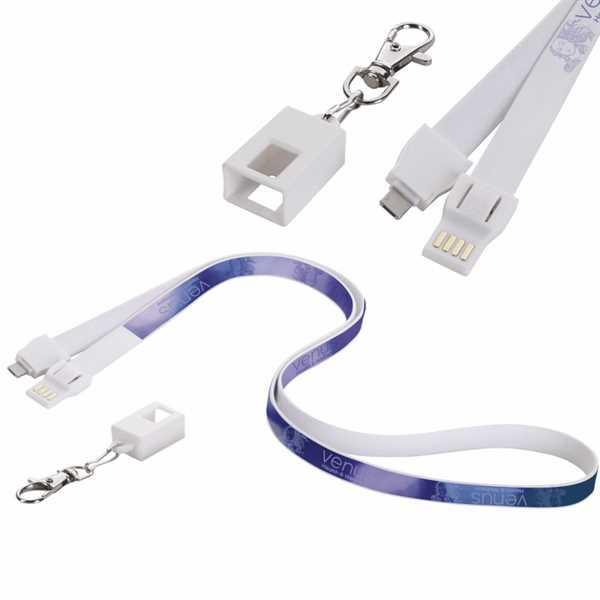 Charging Cable Lanyard. Lanyards