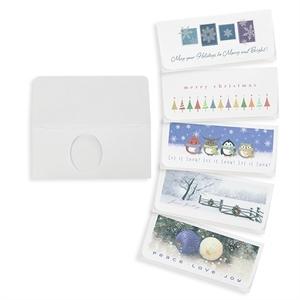250 envelopes - holiday