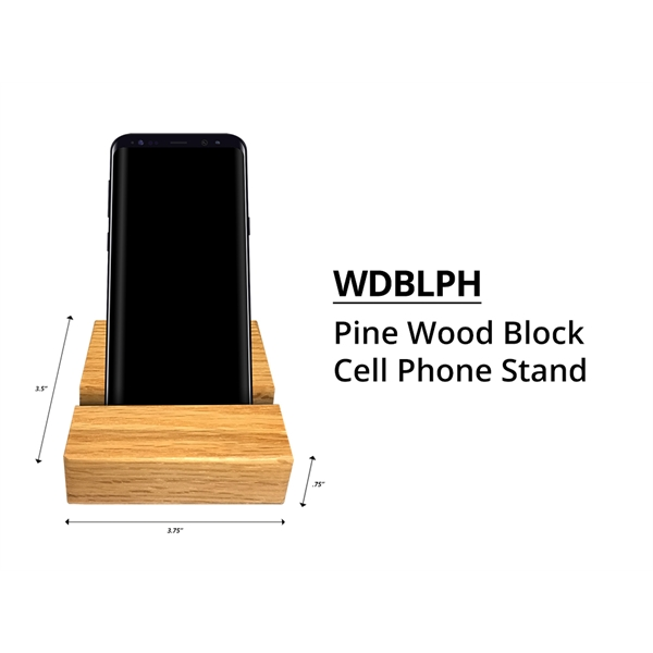 Durable pine wood cell