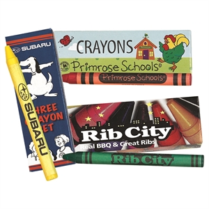 Promotional Crayons-FUN520