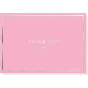 Small Boxed Pink Elegance