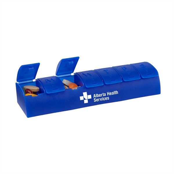 7-day pill box with