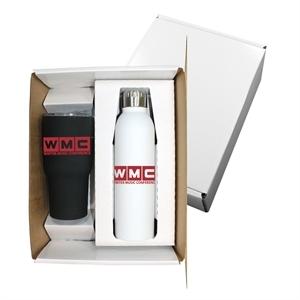 Halcyon®Tumbler & Deluxe Bottle