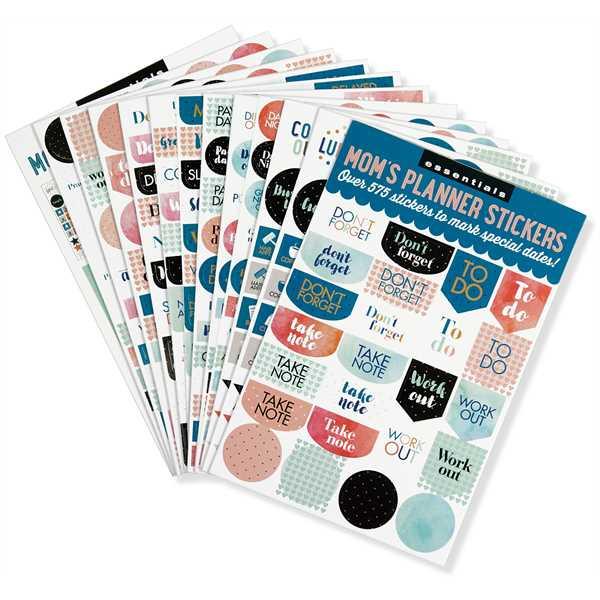Essentials Mom's Planner Stickers.