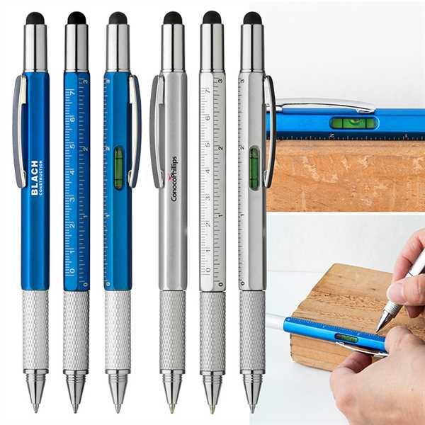 Carpenter multi-tool pen featuring