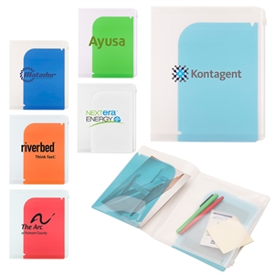 Multi-function mini document holder
