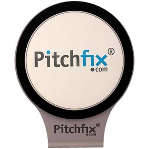 Pitch fix hat clip.