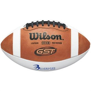 Wilson® official size football