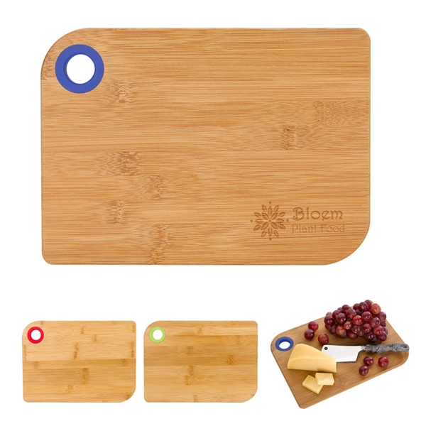 Cutting board made from