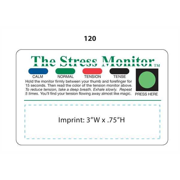 Stress Monitor™ - Stress