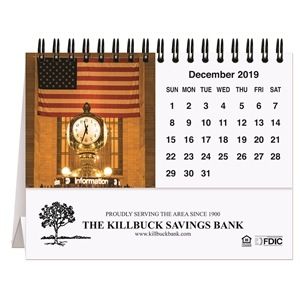 Promotional Desk Calendars-TC119