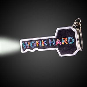 Promotional Keytags with Light-FLA130