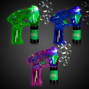 Battery operated neon LED