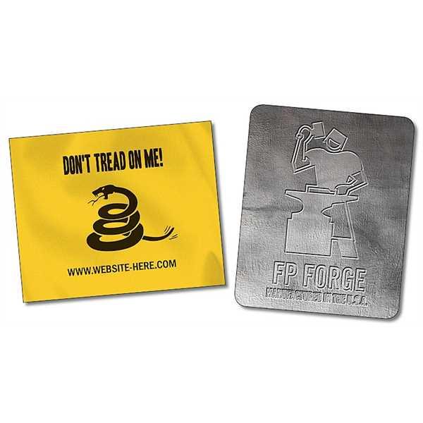 Laminated Plastic Card -