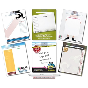 Promotional Wipe Off Memo Boards-1000X