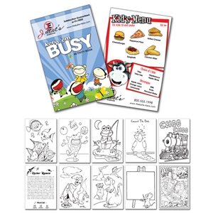 Promotional Coloring Books-5703002U
