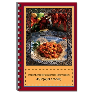 Promotional Cookbooks-RB 015