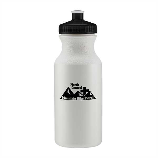 20 oz. bike bottle