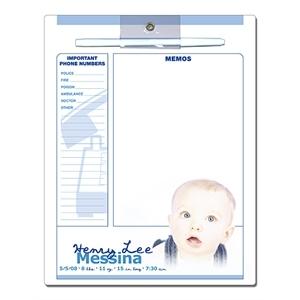 Promotional Wipe Off Memo Boards-100032L