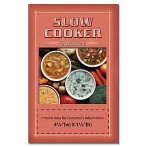 Promotional Cookbooks-SB 100
