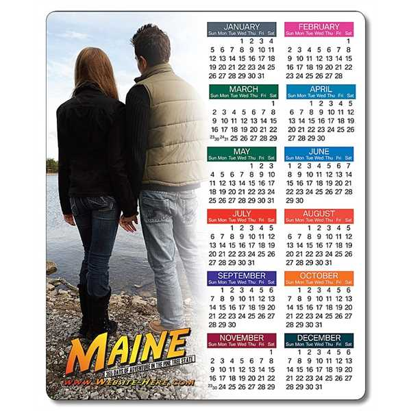 Magnet - 7.375x9 Round