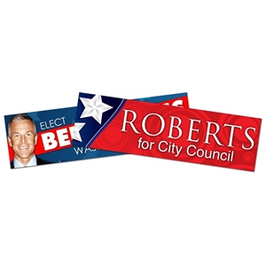 Promotional Bumper Stickers-2004011V