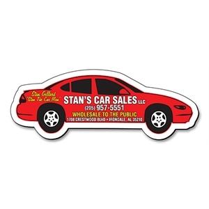 Magnet - Automobile/Car/Vehicle Shape