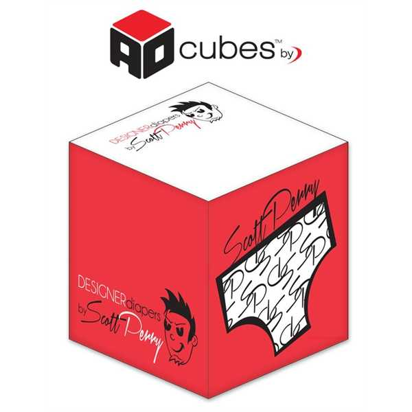 Ad Cubes™ - Memo