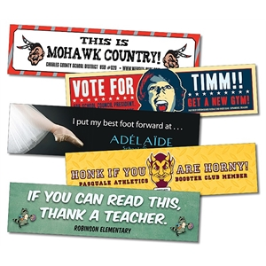 Promotional Bumper Stickers-20033001V