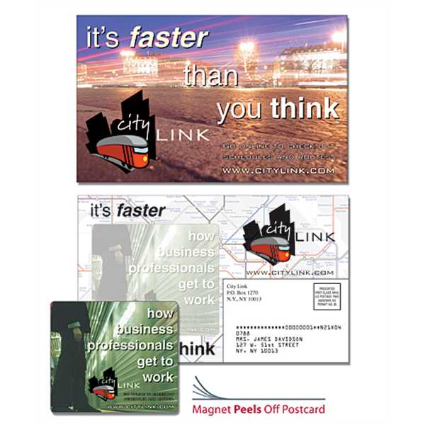 Magna-Peel Postcard (8.5x5.25) -