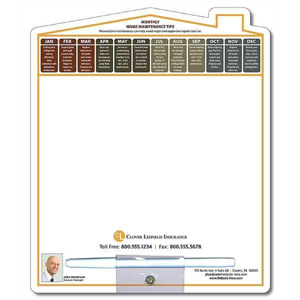Memo Board - 8.5x10.125